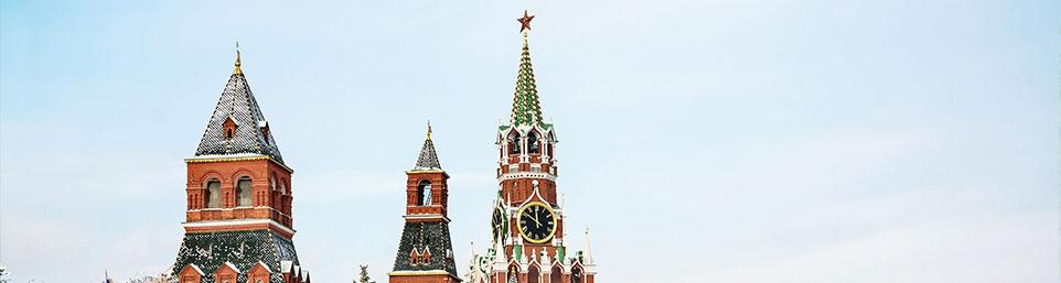 Pozvání do Ruska
